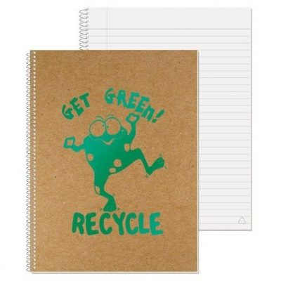"Recycled Composition Notebook (8 3/16"" x 10 7/8"")"