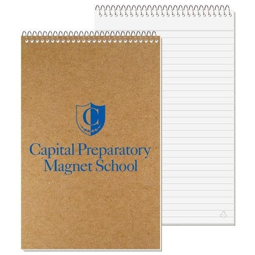 """Recycled Stenographer Notebook (5 3/8"""" x 8 1/4"""")"""