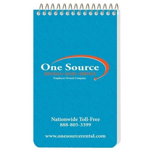 "Trekker Pocket Coil Notebook (2 7/8"" x 4 3/4"")"