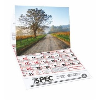 Weather Vane Almanac Calendar (Spring)