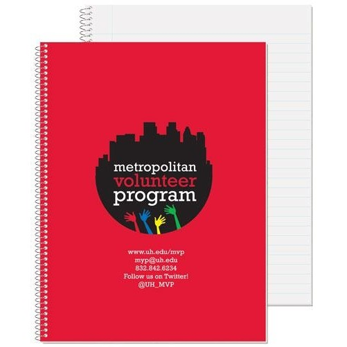 """Wide Ruled Composition Notebooks (8 1/2"""" x 10 1/2"""")"""