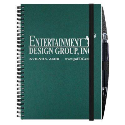 """Best Selling Journal w/50 Sheets & Pen (7"""" x 10"""")"""