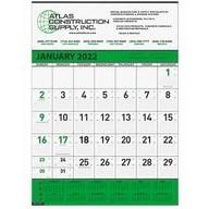 "Contractor Calendar w/1 Image & 1C Imprint (18"" x 25"")"
