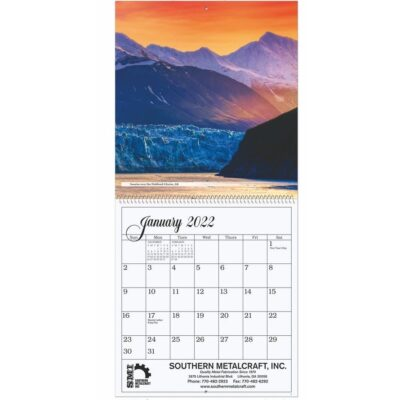 Executive Custom 13 Photo Wall Calendar