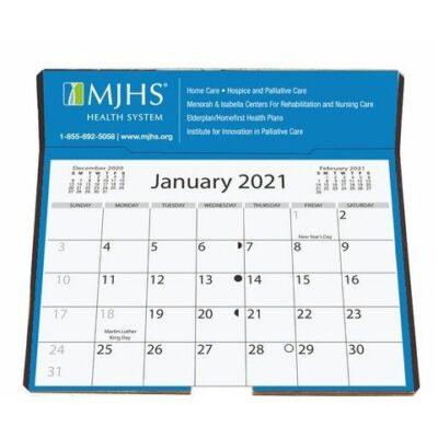 """Full Color Easel Back Calendar (6 1/4"""" x 6 3/8"""")"""